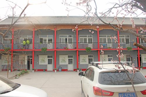 张家湾校区校园
