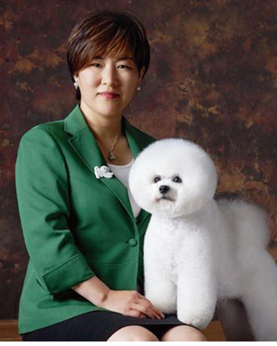 李东林 韩国知名宠物美容师